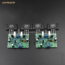 2 PCS NAIM NAP250 MOD 2SCS2922 MINI Stereo 2 channel Power amplifier board
