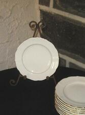 """"""" MAJESTIC GOLD """" Lunch  plates 8   across    Buy what you need"""