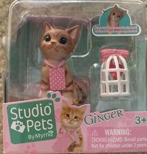 New listing Studio Pets By Myrna- Ginger Nrfb. Box Damaged