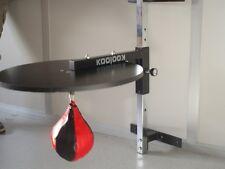 KOOLOOK Speed Ball Platform Set Boxing Gloves Swivel Stand Bracket