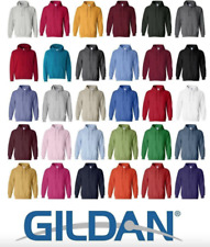 Gildan Heavy Blend Hooded Sweatshirt 18500 S-XL Sweatshirt Gildan Soft Hoodie