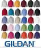 Gildan Heavy Blend Hooded Sweatshirt 18500 S-XL Sweatshirt Gildan Soft Hoodie