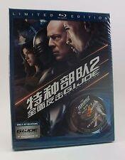 STEELBOOK Blufans G I Joe New Region Free 3D