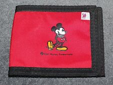 Nice Disney Mickey Mouse Red Fold Over Wallet By Fox