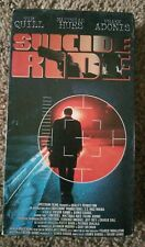 Suicide Ride VHS Tim Quill & Matthias Hues