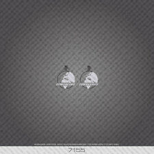 07155 Lumbreras Competicion Bicycle Head Badge Stickers - Decals - Transfers