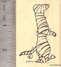Ferret Mummy (Halloween) Rubber Stamp H14101 WM