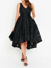 PORTMANS SIGNATURE Dreamy Nights Gown Dress New Black Size 10 Tags SKU 563515