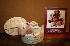 American Girl Kirsten's Retired Pioneer Lunch Set - Complete NIB