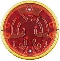 Bandai Masked Kamen Rider OOO Premium P3 O Medal Coin Core Condor