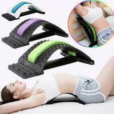 Back Stretcher Lower Lumbar Pain Acupuncture Back Massager Posture Relief