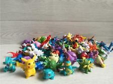Whole Sale 144 pcs Pokemon Mini PVC Action Figures pikachu Toys Kids Gift party
