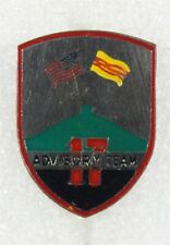 Army Vietnam made Di Pin: Macv Advisory Team 17 - Beer can style