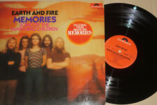 Earth And Fire -Memories (Song Of The Marching Children)- LP Polydor
