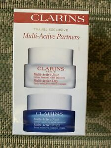 Clarins Multi-Active Partners - Multi-Active Day AND Night, 2x 50mL/1.7 Oz