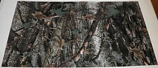 "Camo Camouflage medium tree  pattern Vinyl 12"" X 24"" sheet  woods"