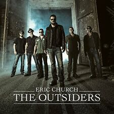 ERIC CHURCH CD - THE OUTSIDERS (2014) - NEW UNOPENED - COUNTRY