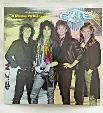 "Autographed Fate ""A Matter of Attitude"" Vinyl Hank Shermann (Mercyful Fate)"