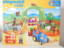Playmobil 123  Zoo & Farm From Set 6754  [Spare Parts Replacements]