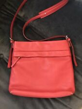 Kate Spade Cross Body Bag, Red