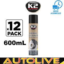 K2 W105 600ml Limpiador de Frenos Spray