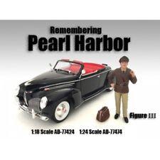 American Diorama 77474 Remembering Pearl Harbor III 1:24 limitiert 1/1000