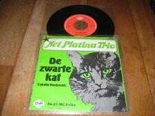 Het Platina trio.A.De zwarte kat.B.27 mc polka.(2881)