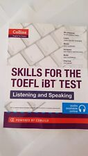 TOEFL Listening and Speaking Skills: TOEFL iBT 100+ (B1+) (Collins English for
