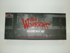 Mezco 5 Points THE WARRIORS Deluxe Box Set Sealed Figure Lot Cult Classic! 3.75