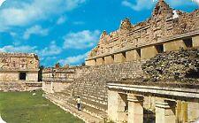 BT13278 Uxmal yucatan Mexico templo de venus        Mexico