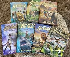 "Spirit Animals: First Series Books 1-7, ""Wild Born"" To ""The Evertree"" Hardcover"