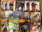 Baseball+Cards+Magazine+Lot+of+22+issues+1983-1990+With+Insert+Cards