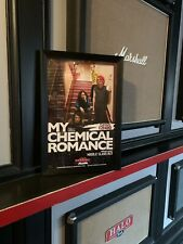 Rare My Chemical Romance Poster - The Pageant 20th Anniversary Print
