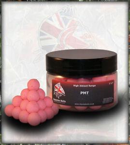 Impulse baits Pmt Rose Haute Attract 12mm Pop Ups Carpe Pêche