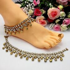 Indian Asian Bollywood Bridal Jewellery Party Ethnic Wear Anklets Payal Pazaib