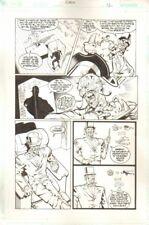 Flash #952 p.12 - Evil Magician vs. Impulse - art by Jason Johnson