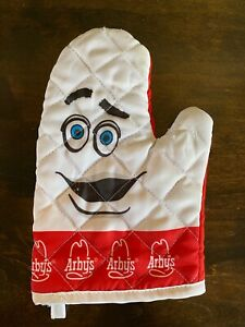 Arby's Restaurant Oven Mitt Promo Big Brothers Big Sisters 100 Year Anniversary
