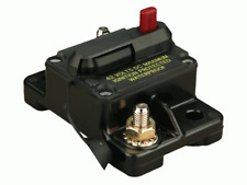 Install Bay CB100MR Car Audio Circuit Interrupter Red Button Manual Reset 100Amp