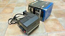 Cámara instantánea Polaroid Sun 600 LMS, gran condición, orden de trabajo.