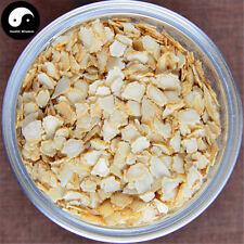 White Ginseng Roots Slices, Panax Ginseng Roots Cut, Ren Shen Pian 人参50g