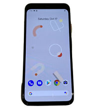 Google Pixel 4 G020I - 64GB - Just Black (AT&T) Single SIM Grade A Stock EUC