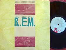 R.E.M. ORIG OZ LP Dead letter office VG+ '87 Alt Rock Indi Rock I.R.S. 4509611