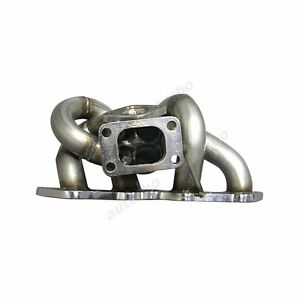Turbo Exhaust Manifold For 83-87 Toyota AE86 Corolla 4AGE Engine