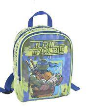Sac Sac à dos sac à dos tortues Ninja Original L 20 cm xh 27 cm x P 7 cm