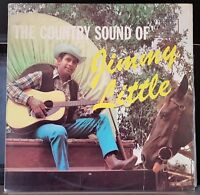 Jimmy Little - Country Sound Of Jimmy Little - 1967 LP record + CD-R backup