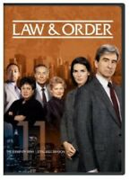 Law & Order - Law & Order: The Eleventh Year [New DVD] Boxed Set, Dolb
