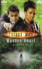 DOCTOR WHO<>WOODEN HEART by MARTIN DAY<>10th DOCTOR<>PAPERBACK BOOK