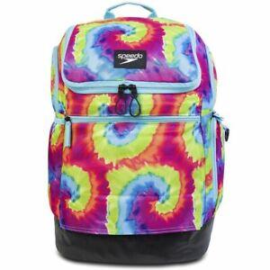 Speedo Teamster 2.0 Rucksack 35L, Teamster Backpack Multi Colour / Black Swim Ba