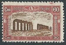 1926 REGNO MILIZIA 60 CENT MNH **  - M16-2
