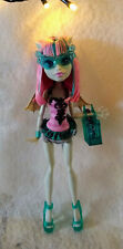 Poupée Monster High Doll Rochelle Goyle SWIM LINE Class COMPLETE c.neuve as new